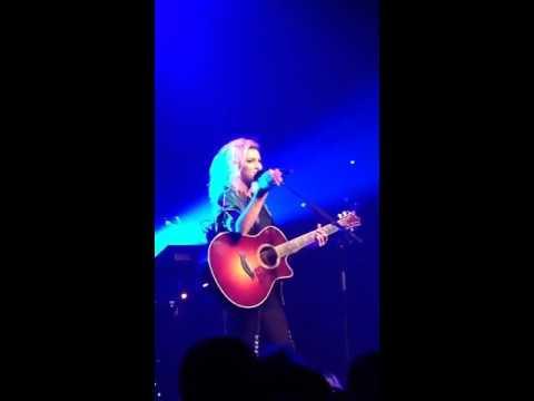Tori Kelly Unbreakable Tour 2016 Iron City Birmingham, AL