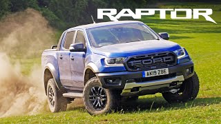 NEW Ford Ranger Raptor: Off-Road Review | Carfection 4K