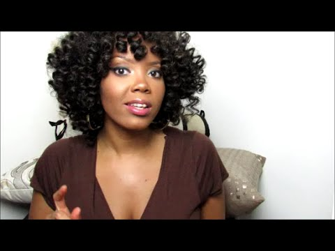 FAQ SWIMMING WITH CROCHET BRAIDS?! tastePINK - YouTube