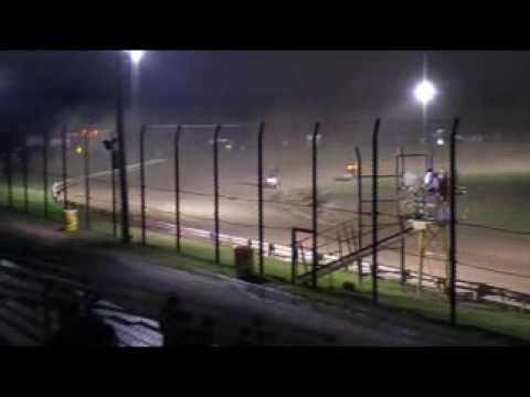 Whip City Speedway : 750cc Sportsman Feature Race 8/1/09