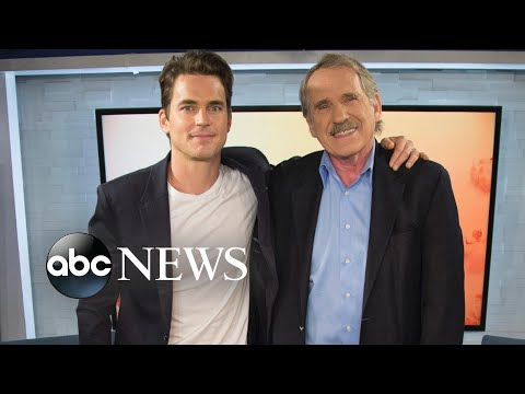 Matt Bomer talks 'The Last Tycoon' and playing a stripper in 'Magic Mike'