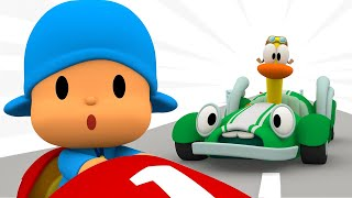 🚘  POCOYO in ENGLISH - Special 2020: Formula Pato | Full Episodes | VIDEOS and CARTOONS for KIDS