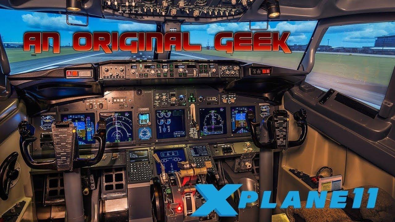 X Plane 11 | 737-900 ULTIMATE TEST FLIGHT