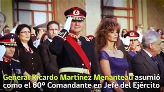 Cambio de Mando del Comandante en Jefe del Ejército de Chile
