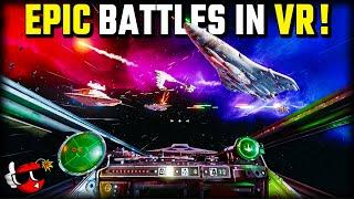 Star Wars Squadrons VŔ Gameplay Teaser!