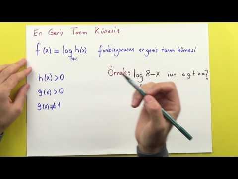LOGARİTMA 2 - YENİ Şenol Hoca Matematik