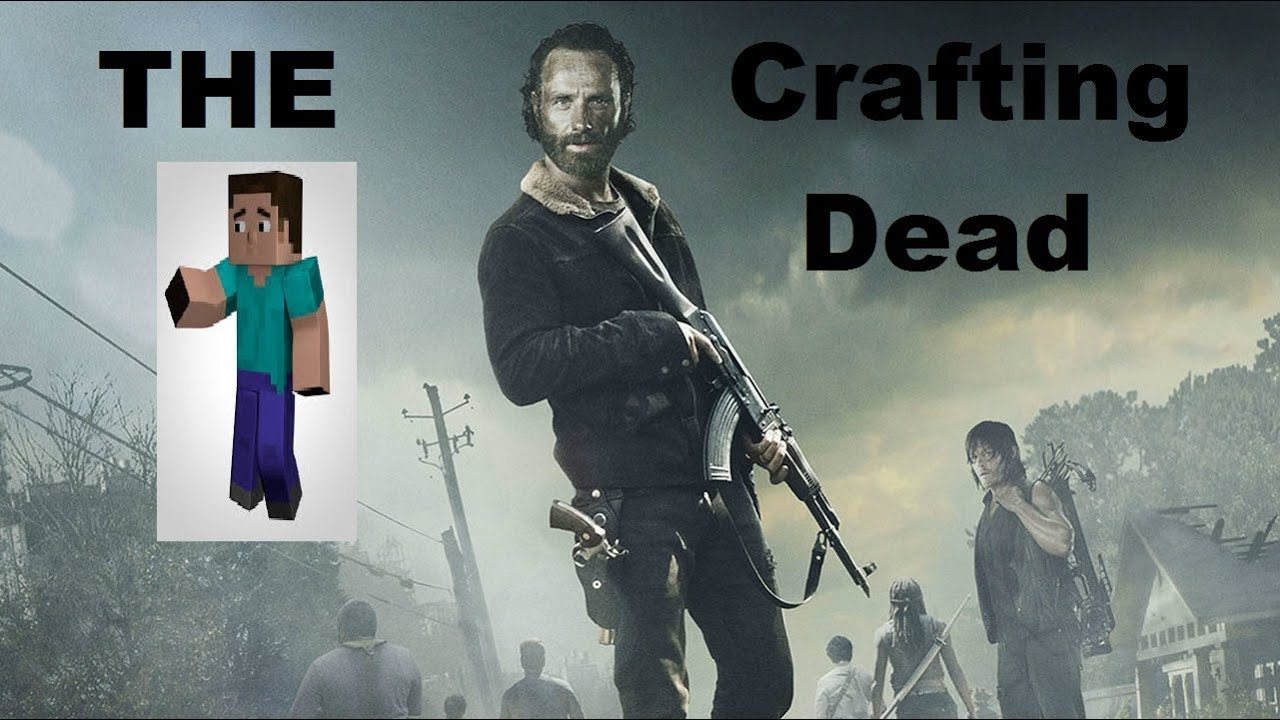 Minecraft the crafting dead lets play ep 1 youtube for The crafting dead ep 1