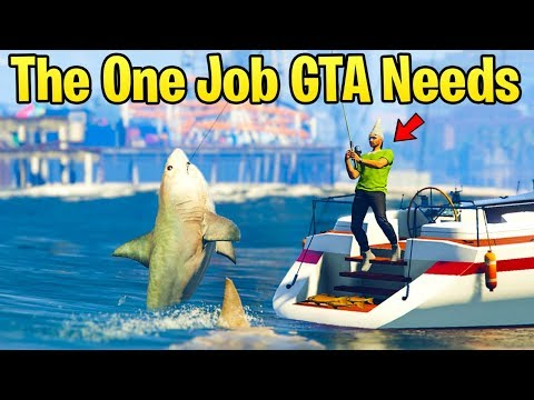Rockstar NEEDS To Add This One Type of Job to GTA Online