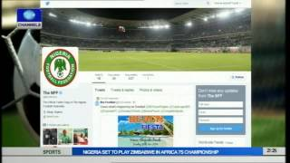 Sports Tonight: New NFF Leadership Taps New Media With Website, Twitter Handle