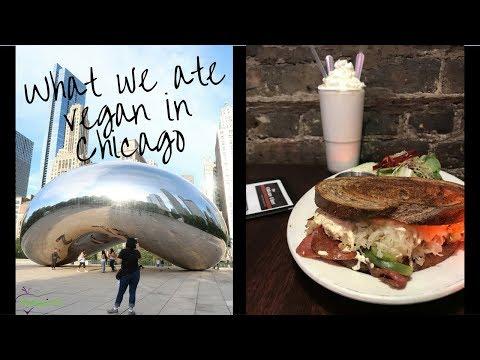 What We Ate Vegan in Chicago// VEGAN FOOD