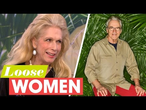Lady C Spills the Beans on Her Relationship with Larry Lamb   Loose Women