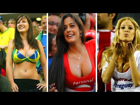 WATCH  NOW !!! Beautiful and Sexy Girls in Football Stadiums HD |