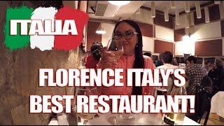 The BEST Restaurant in Florence Italy! Trattoria da Tito!