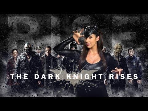 The Dark Knight Rises Movie   BID 74