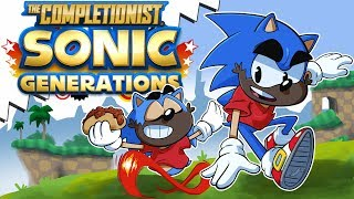 Sonic Generations: A Worthy Tribute | The Completionist