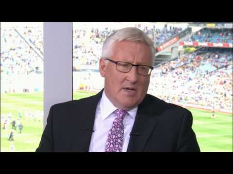 Pat Spillane on Kerry football | The Sunday Game