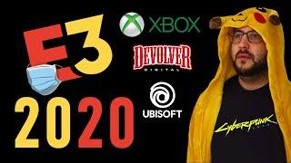 """Conferencias """"E3 2020"""" - Resumen general"""