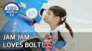 Jam Jam loves Bolt! [The Return of Superman/2020.01.05]