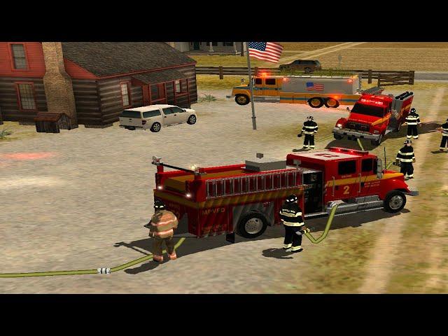 Emergency 4 Montana mod