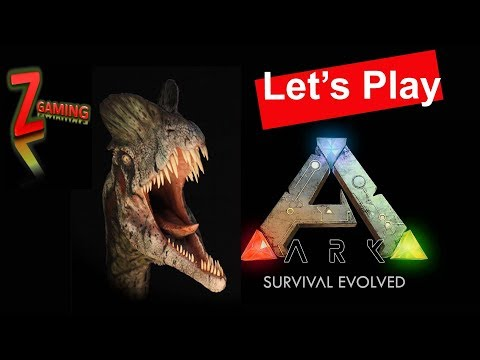 Ark - Survival Evolved - Just Learning the Game - { Stream Labs OBS }