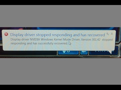 Fixed NVIDIA Kernel Error