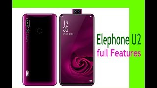 Elephone U2 First look complete features