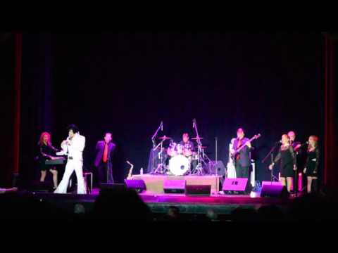 Doug Church at the Beacon Theater, Hopewell, VA, March 5th, with the Kentucky Reign Band