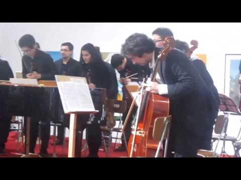 Concierto para piano y orquesta - Daniel Bahamondes     (parte 3)