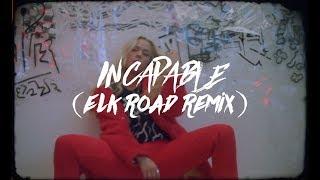 Смотреть клип Julie Bergan - Incapable | Elk Road Remix