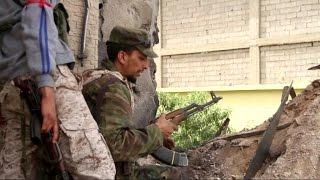 أخبار عربية - الجيش الليبي يسيطر على مناطق جديدة  وداعش يعيش أيامه الأخيرة في بنغازي