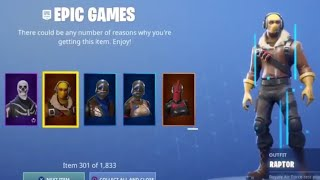 How to Get Every Skin in Fortnite on Xbox One