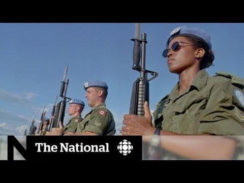Canada's new peacekeeping plan