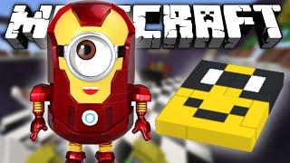 12345 МИНЬОНЫ ИДУТ ТЕБЯ ИСКАТЬ (прятки Minecraft)