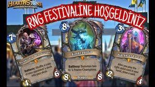 [Hearthstone] RNG festivaline hoşgeldiniz!