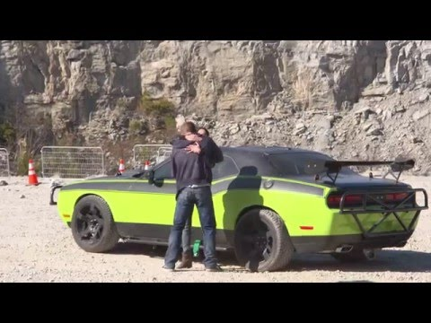 Furious 7 Behind the Scenes Part 2