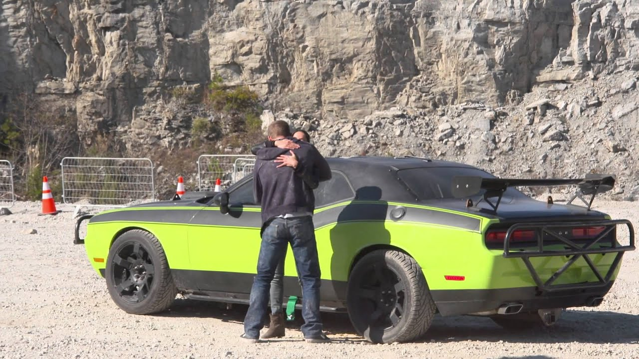 Furious Behind The Scenes Part YouTube - Behind the scenes fast and furious 7 stunts