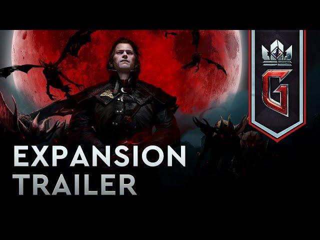 GWENT: Crimson Curse   Expansion Trailer