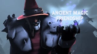 Ancient magic: Friendship [SAXXY 2013]