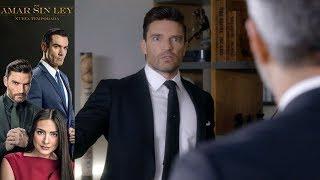 Por Amar Sin Ley 2 - Capítulo 39: Carlos le pone un alto a Alan - Televisa