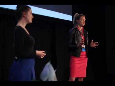 Persuasive Analytics - Ruth Hendry & Lana Gibson @ UX New Zealand 2016