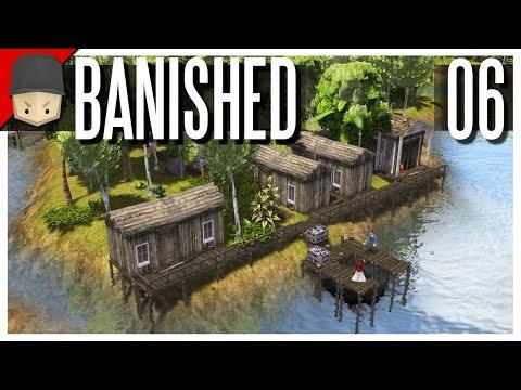 Banished - S2 Ep.06 : The Details! (Modded Banished)