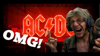 AC/DC -  Systems Down (Reaction) First Listen!!!