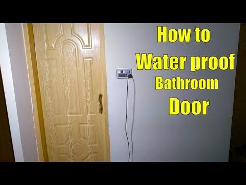 How to Waterproof Wood for Bathroom |