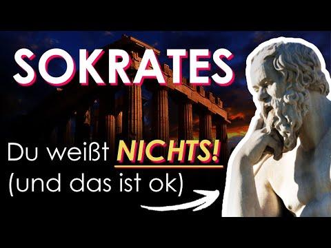 Einführung in die Philosophie #4 Sokrates - Sein Leben, Denken und Sterben