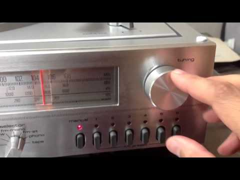 Toshiba SM-3350 Stereo Music Centre with Auto-return Turntable