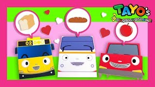 Tayo they look a lot alike l Tayo's Sing Along Show 1 l Tayo the Little Bus