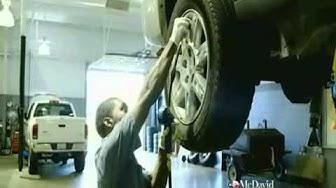 Tire Rotation Tips from David McDavid Nissan Houston TX Pasadena TX