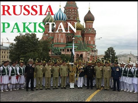 Pakistan Army in Russia-  Pakistan Russia Friendship stronger than ever!