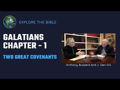 Galatians | Commentary | Anthony Buzzard & J. Dan Gill