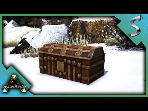 HUNTING EPIC LOOT CRATES! ASCENDANT ITEMS! - Ark: RAGNAROK [